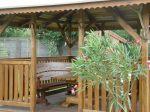 Drewniane Place Zabaw - Elementy uzupełniające - Altany
