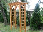 Drewniane Place Zabaw - Elementy uzupełniające - Pergole