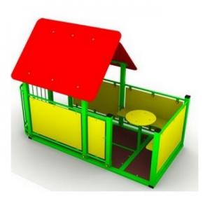 Drewniane Place Zabaw - Domki dla dzieci - Puchatka Chatka
