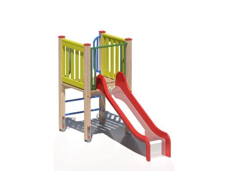 Drewniane place zabaw - Padniewko, Dyzio mały
