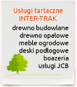 Inter-Trak - pozostałe usługi